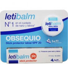 LetiBalm Nez, Les Lèvres Pack