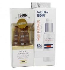 Fotoultra Isdin Age Repair Fluid Water Light 50 ml