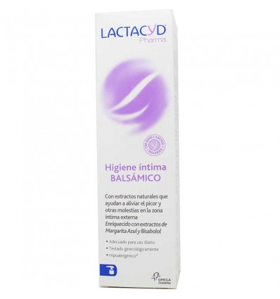 Lactacyd Pharma Balsámico 250 ml