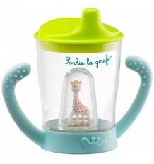 Sophie a Girafe girafa Copo Antifugas