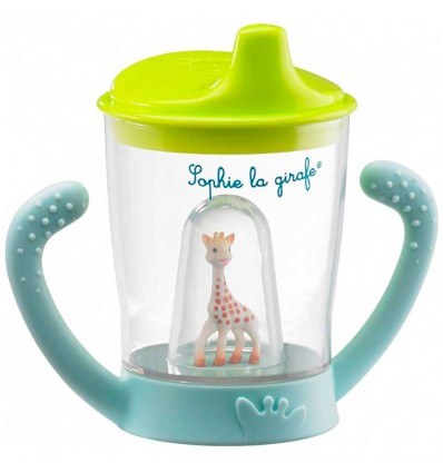 Sophie la Girafe jirafa Taza Antifugas