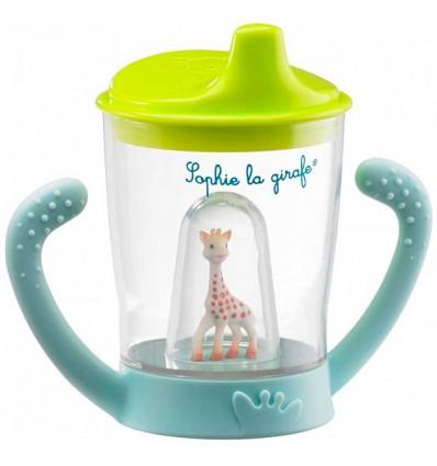 Sophie the Girafe giraffe Cup Preventer