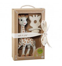 Sophie a Girafe girafa Pack Chupeta