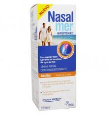 Nasalmer Hipertonico Adult 125 ml