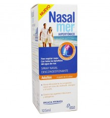 Nasalmer Hipertonico Adulto 125 ml