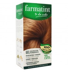 Farmatint 7D Loiro Dourado 150 ml