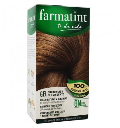 Farmatint 6N Loiro Escuro 150 ml
