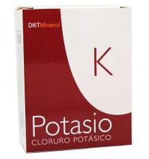 Dietmineral De Potassium 45 Capsules