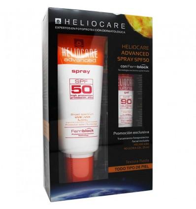 Heliocare Spray SPF50 200 ml Promocion
