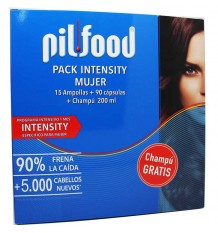 Pilfood Intensity Woman