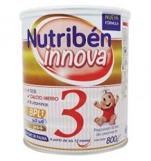 Nutriben Innova 3 Crecimiento 800 g