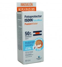Fotoprotector Isdin Pediatrics 50 Fusion Water 50 ml