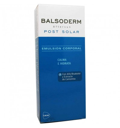 Balsoderm Post solar corporal 300 ml