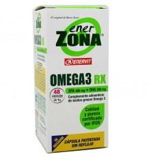 Enerzona Omega 3 Rx-48 Capuslas