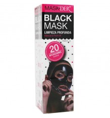 Black Mask Deep Cleansing Mask Der
