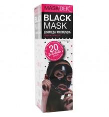 Schwarze Maske Tiefen Reinigung Maske, Der
