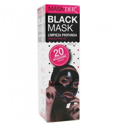 Black Mask Limpieza Profunda Mask Der
