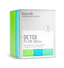 Humalik Detox-Plan-10 Tage