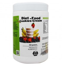 Diet Food Batido Cookies 500 g Nale