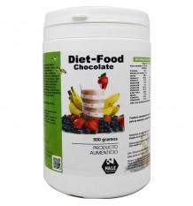 Le régime Alimentaire de Chocolat 500 g Nale