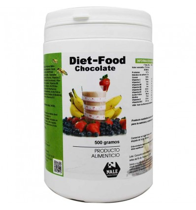 Diet Food Chocolate 500 g Nale