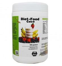 Le régime Alimentaire de noix de Coco 500 g Nale