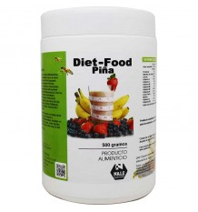 Diet Food Batido Piña 500 g Nale