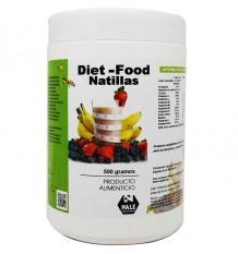 Diät-Lebensmittel-Vanillepudding 500 g Nale