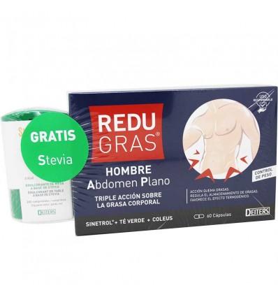 offre Redugras Homme ventre plat, 60 capsules