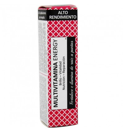 Nuggela Sule Ampoule Multivitamins Energy 10 ml