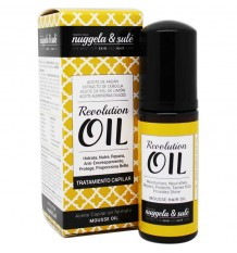 Nuggela Sule Aceite Revolution Mousse Oil 50 ml