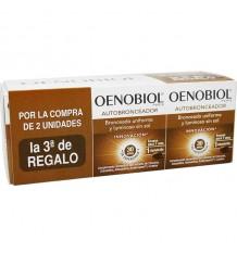 Oenobiol Triplo Autobronceador 90 capsulas