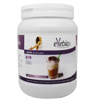 Ellebia Diet Batido Chocolate 400 g