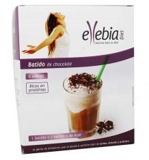 Ellebia Diet Shake Chocolate Caixa 6 Envelopes