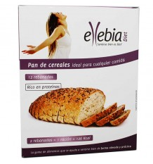 Ellebia Diet Bread Cereal Box 12 Slices