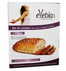 Ellebia Régime Pain Boîte De Céréales, 12 Tranches