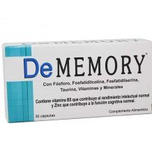 Memory 30 Capsules