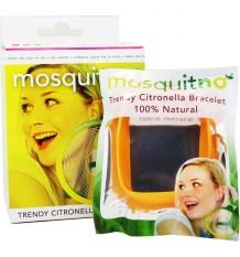 Mosquitno Bracelets Anti-Moustiques Pack De 5 Unités