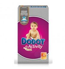 Dodot-Windel-Aktivität T 4 8-14 kg 48 pcs