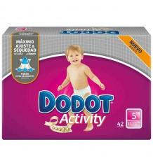 Dodot-Windel-Aktivität T5 11-17 kg 42 Stück