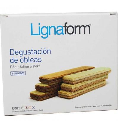 Lignaform Oblea Degustación 5 Unidades
