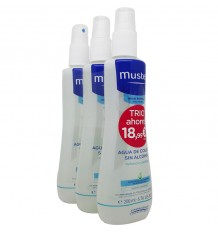 Mustela eau de Cologne Alcohol-free 200 ml Three Savings