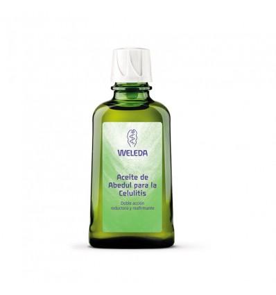 Weleda Birken-Öl anti-Cellulite 100 ml