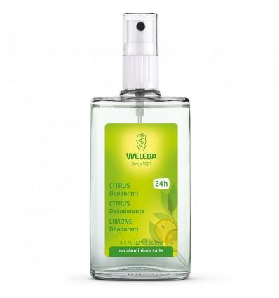 Weleda Citrus Desodorante 100 ml
