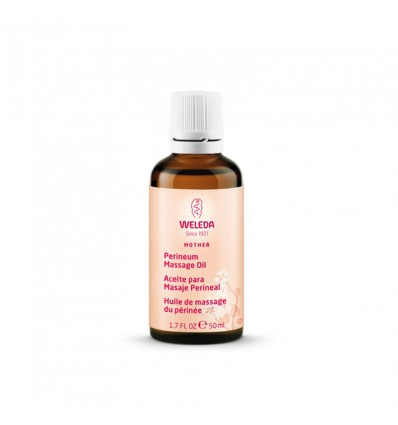 Weleda Óleo de Massagem Perineal pré-natal, 50 ml