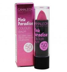 Camaleon Colour Balm Pink Paradise Spf50