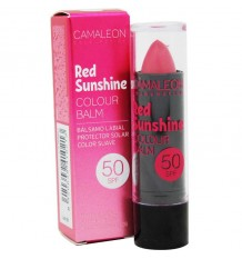 Pintalabios Camaleon Colour Balm Red Sunshine Spf 50
