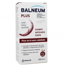 Balneum Plus Shampoo Dandruff Forte 200 ml
