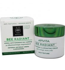 Apivita Bee Radiant Crema Defensa Rica 50 ml