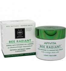 Apivita Bee Radiant Crema Iluminadora Ligera 50 ml